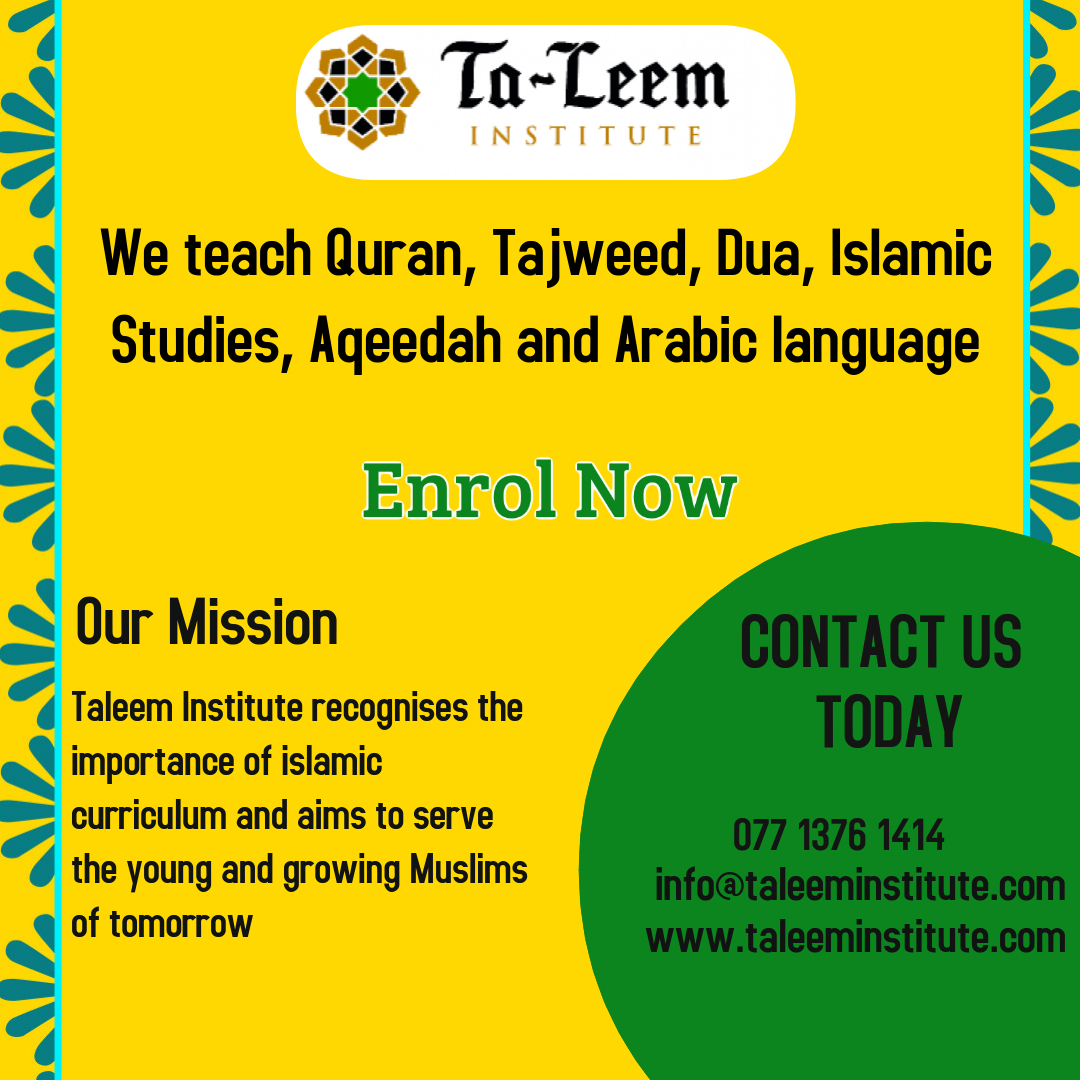 Taleem New Timetable