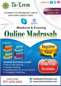 Online Class for Children