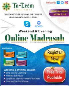 Taleem Online Class