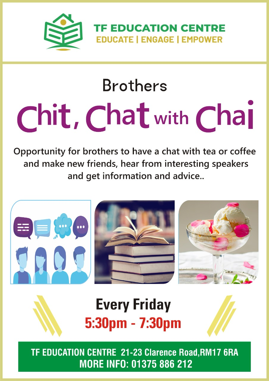 Brothers Chit, Chat with Chai