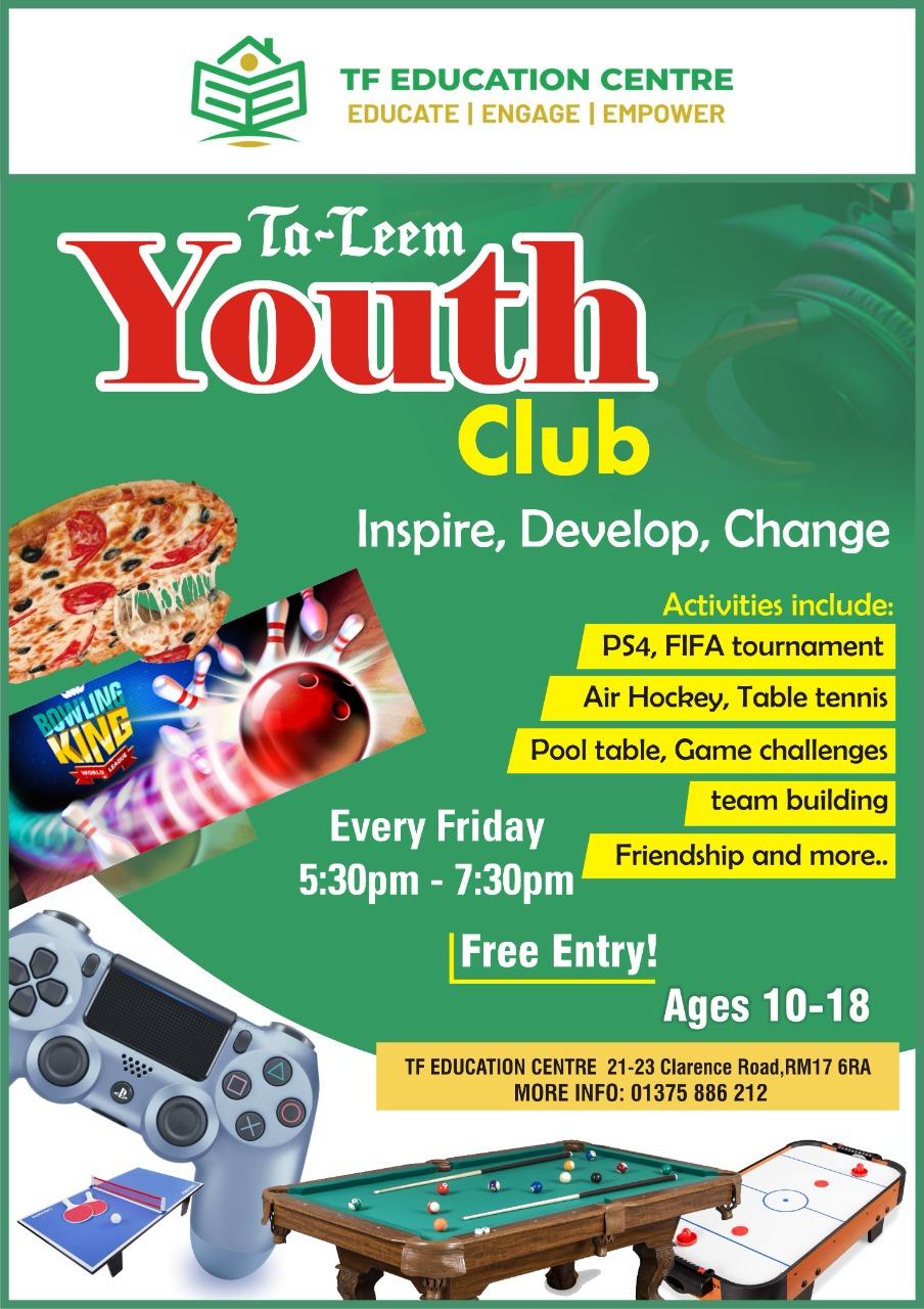 Taleem Youth Club